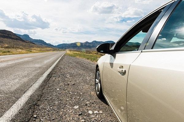 Оперативно переместите автомобиль на обочину